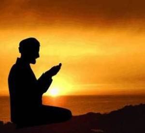 gambar berdoa