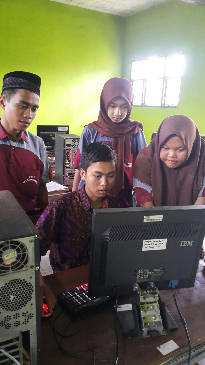 Wisuda Yayasan Raudlatul Falah